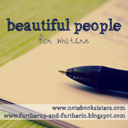 Beautiful People Blog Button - Option 2