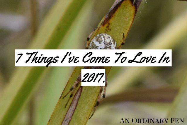 7 things blog header
