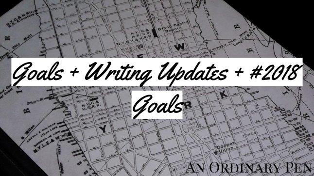 Goal Update header