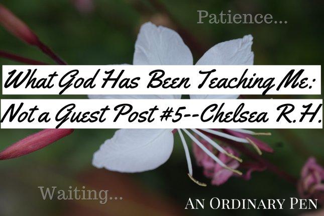 Waiting blog header