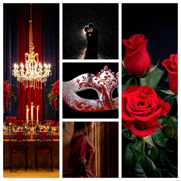 Rose Mask 3
