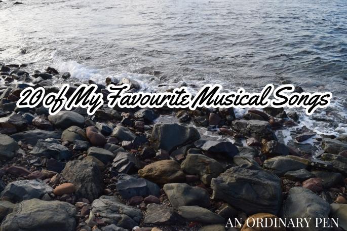 fav songs blog header