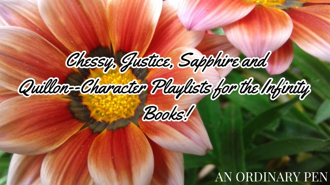 character playlist blog header