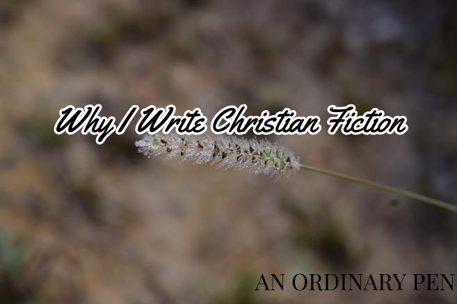 CHRISTIAN FIC HEADER