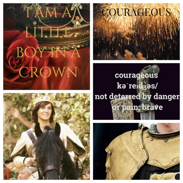 Courageous Collage