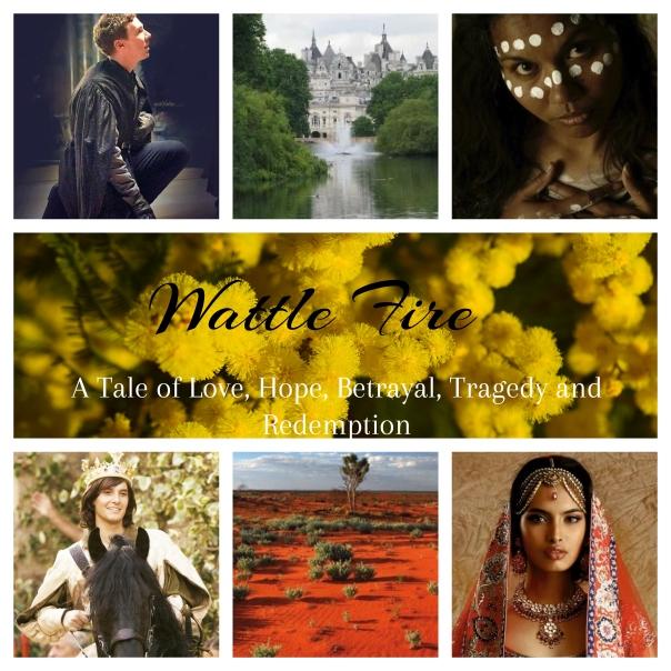 Wattle Fire 2