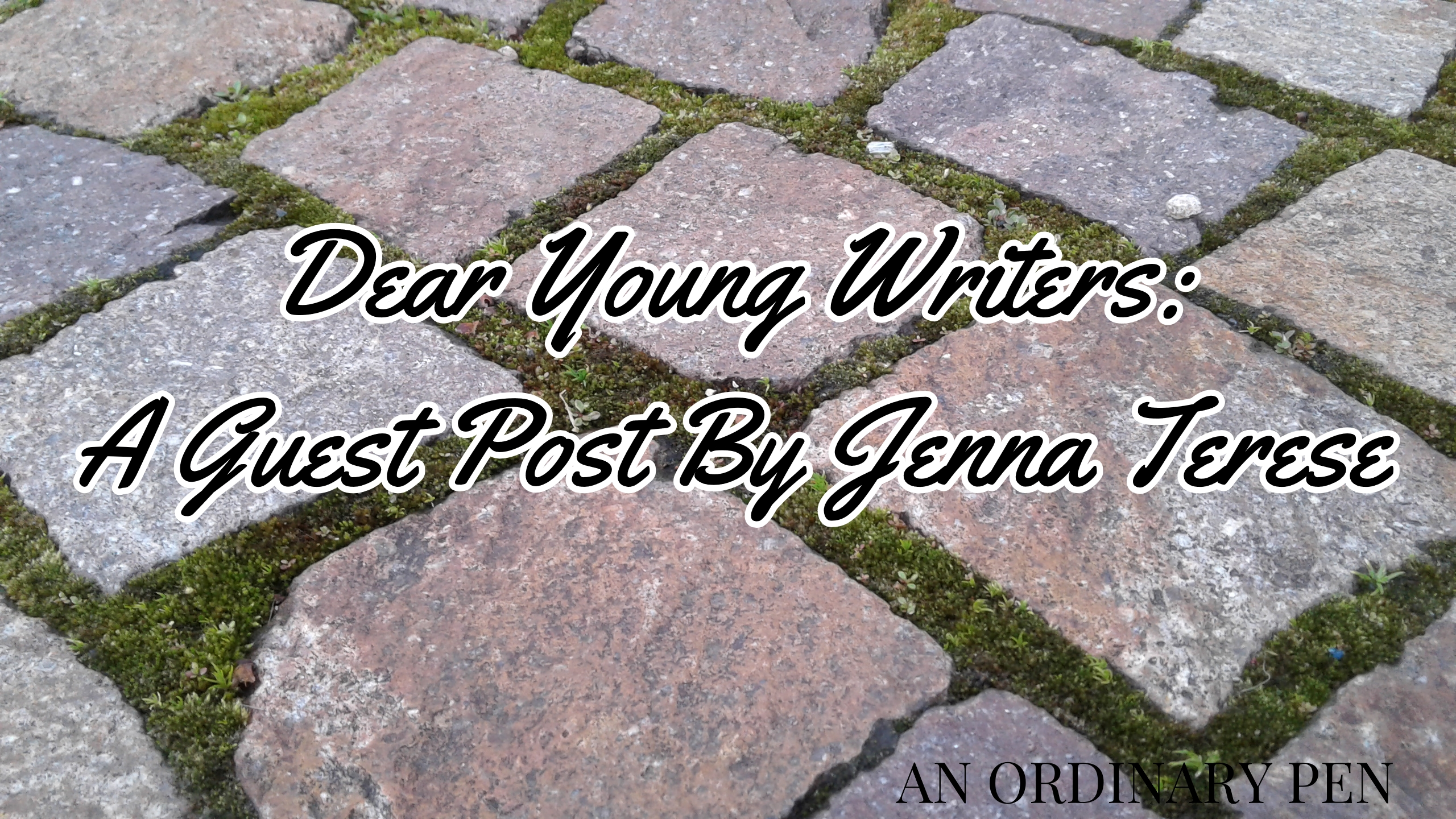 Dear young writers