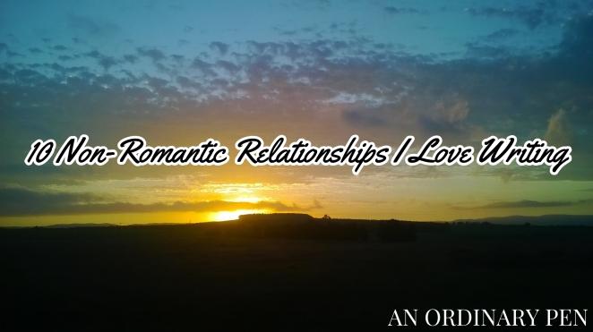 non-romantic relationships