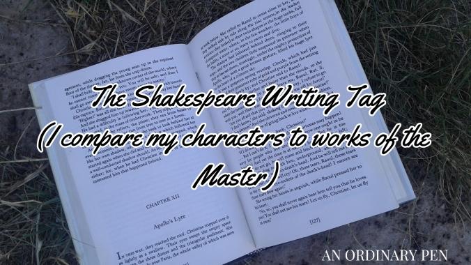 shakespeare blog header