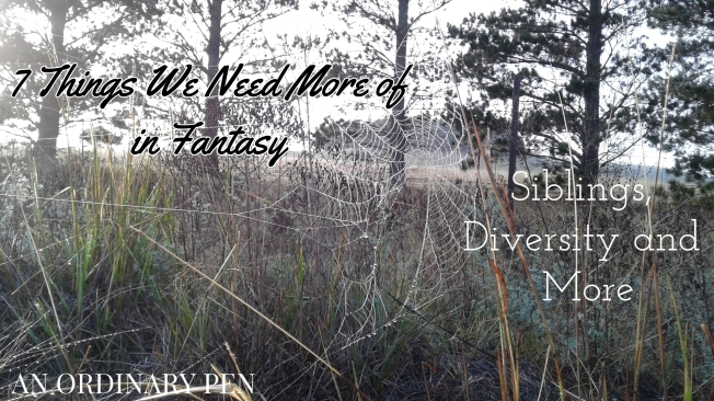 7 Things in Fantasy
