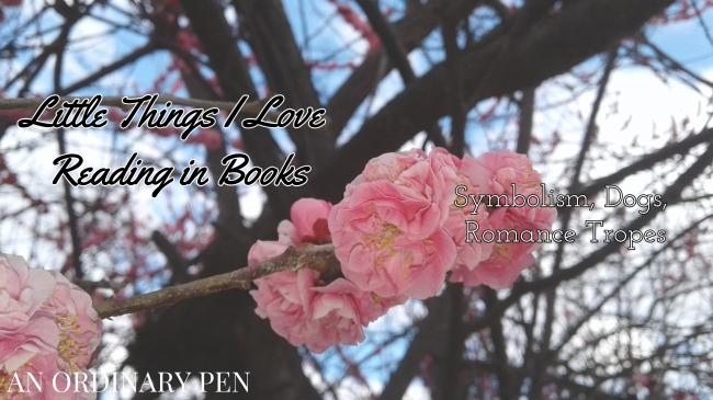 Little things blog header